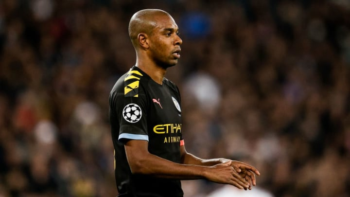 Fernandinho is still pivotal to Man City's success
