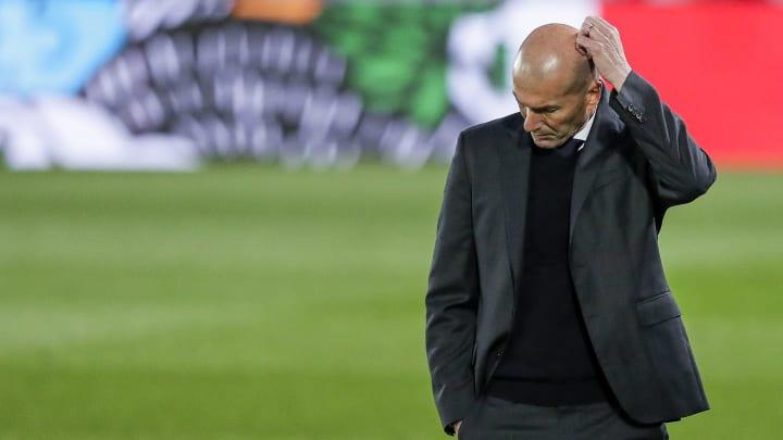 Na penúltima coletiva da temporada, Zidane indicou que sua despedida do Real Madrid pode estar próxima.