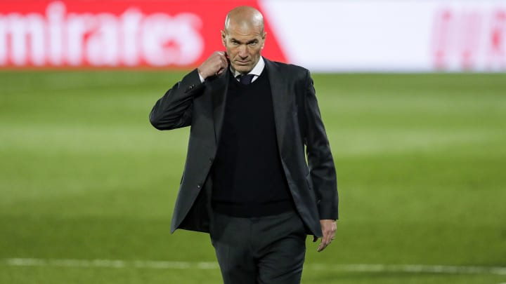 Zinedine Zidane could walk away as Real Madrid manager for the second time