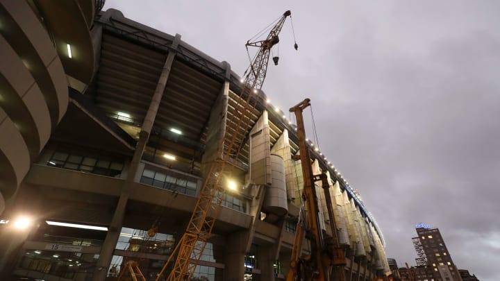Für den Restart in der Primera División: Real Madrid zieht in anderes Stadion um