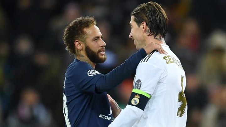 Neymar décisif dans l'arrivée de Sergio Ramos à Paris