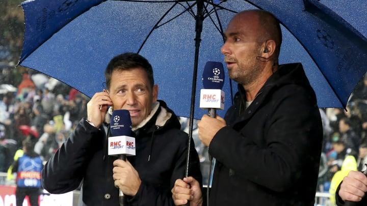 Daniel Riolo, Christophe Dugarry