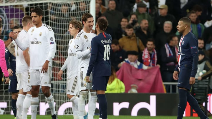 Ramos revealed he decided to sign for PSG after a chat with Neymar