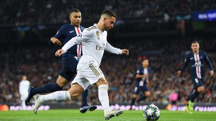 Thibaut Courtois, N'Golo Kanté, Kevin De Bruyne, Kylian Mbappé e mais: confira 11 craques da semifinal que nunca ganharam a Champions League.