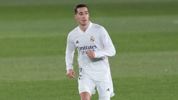 Lucas Vázquez aún no ha renovado su contrato