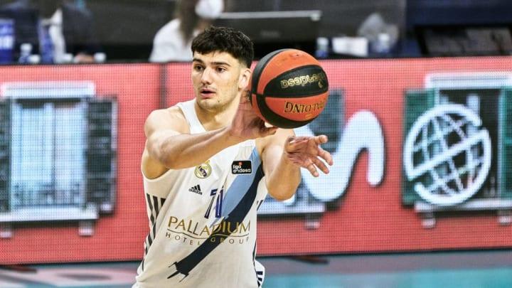 2022 NBA Draft, Tristan Vukcevic