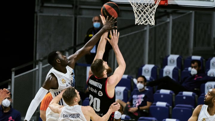Usman Garuba - Real Madrid v RETAbet Bilbao - Basket Liga ACB