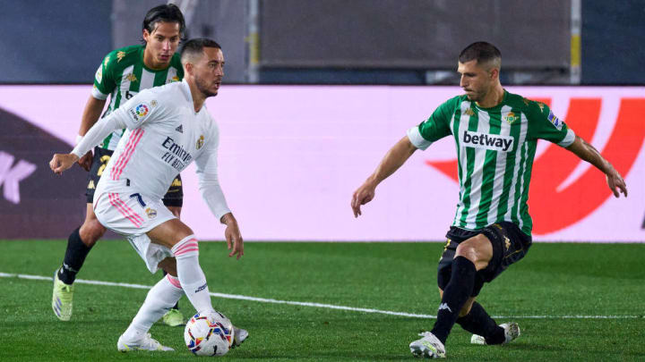 Guido Rodriguez, Eden Hazard