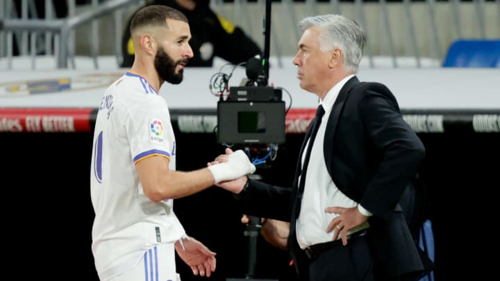Benzema has been in superb form of late