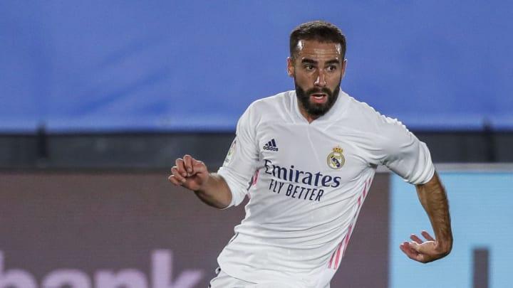 Dani Carvajal is a Real Madrid academy graduate
