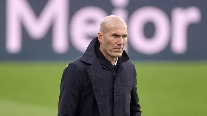 Zidane's side welcome Liverpool to Madrid