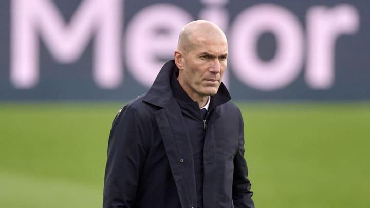 Feiert heute ein ganz besonderes Champions League-Jubiläum: Zinédine Zidane