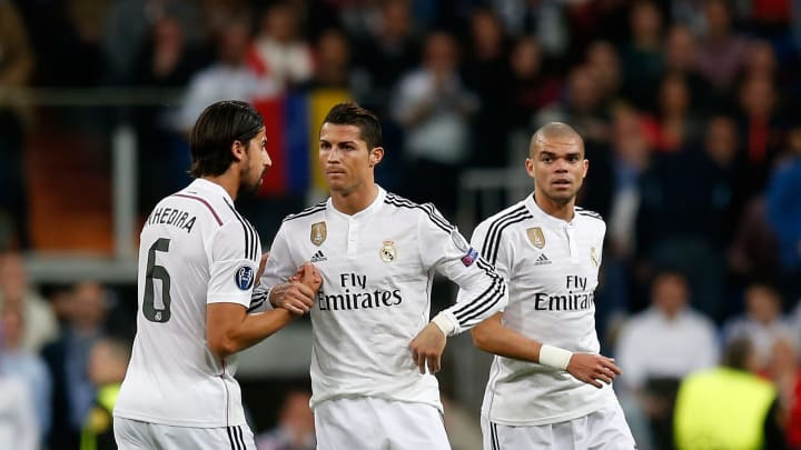 Sami Khedira Names Cristiano Ronaldo as the Best Player He Has Ever Played With