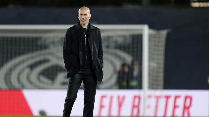 Zizou wird Real Madrid wohl verlassen