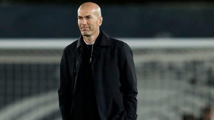Zidane devrait quitter le Real Madrid.