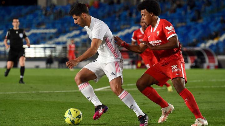 El gol de Asensio le cambió la cara al Real Madrid, que venía golpeado