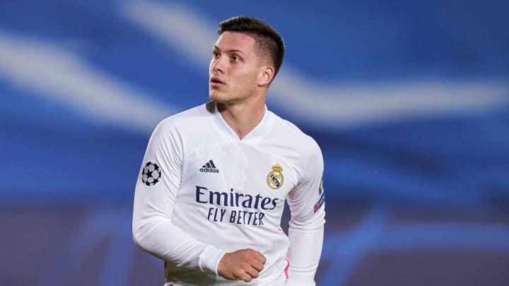 El Eintracht quiere a Jovic de nuevo