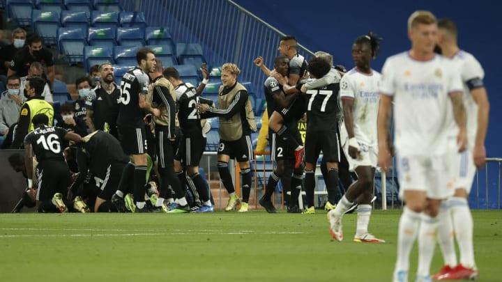 Real Madrid v Sheriff - UEFA Champions League
