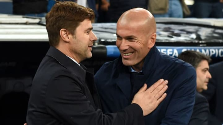Zinedine Zidane, Mauricio Pochettino