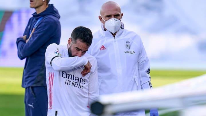 Carvajal recayó de su lesión y no volverá hasta abril