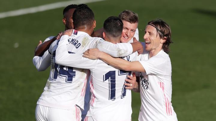 Le Real Madrid s'est imposé tranquillement face à une équipe de Valence en crise