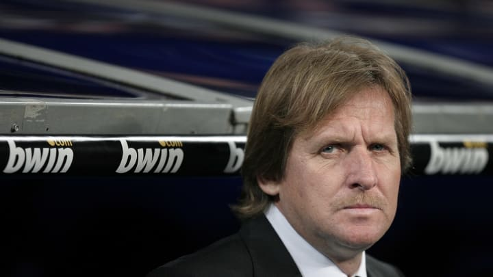 Bernd Schuster helped Los Blancos retain their La Liga title in his single full season at the helm