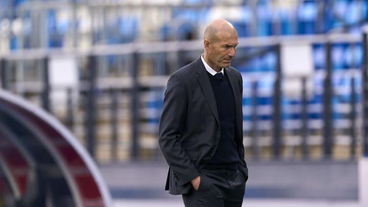 Zidane a quitté le Real pour la deuxième fois.