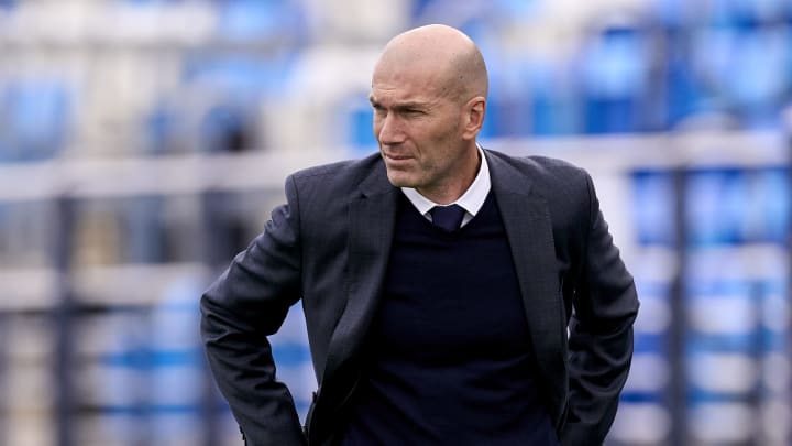 Zinedine Zidane concedes Atletico Madrid deserved to win La Liga title