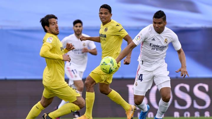 Real Madrid vs Villarreal