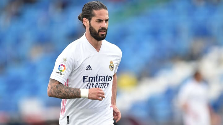 Real Madrid are keen to offload Isco