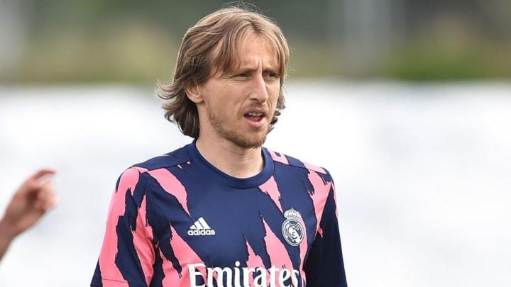Luka Modric reste un an de plus au Real Madrid.