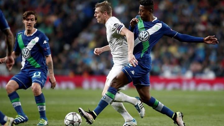 Real Madrid v Wolfsburg: UEFA Champions League Quarter Final