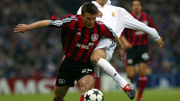 Bayer Leverkusen, finalista de la Champions 2002 y campeón de Copa UEFA 1988
