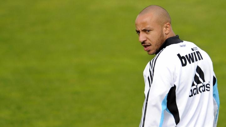 Real Madrid's French midfielder Julien F