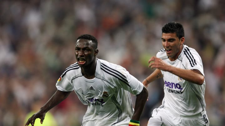 Reyes y Diarra le dieron al Real Madrid LaLiga de 2007