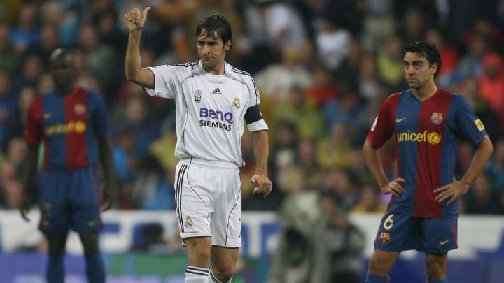 """Trainieren Raúl und Xavi bald """"ihre"""" Klubs?"""