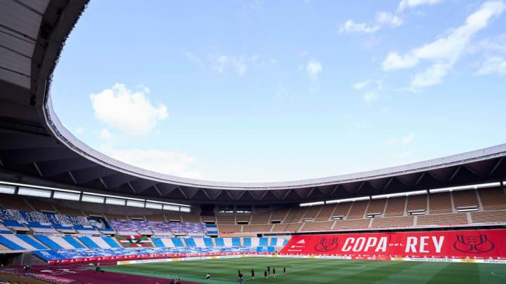 Seville's Estadio de La Cartuja will host the final