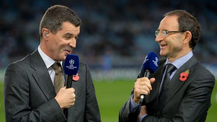 Martin O'Neil, Roy Keane
