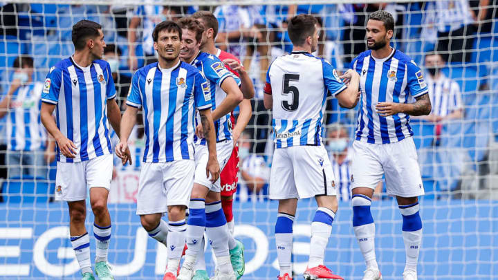 David Silva, Igor Zubeldia, Roberto Lopez Alcaide, William Jose
