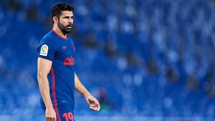 Diego Costa cairia bem no Internacional.