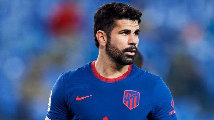 Diego Costa va quitter l'Atlético Madrid.