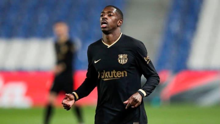 Ousmane Dembele Ronald Koeman Barcelona