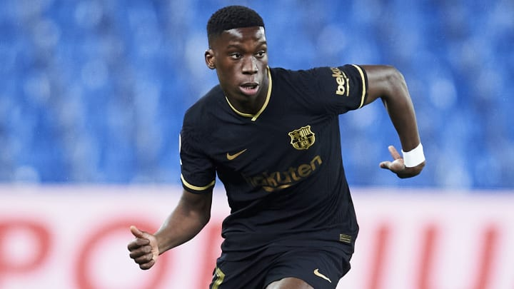 Ilaix Moriba could be promoted to the first team