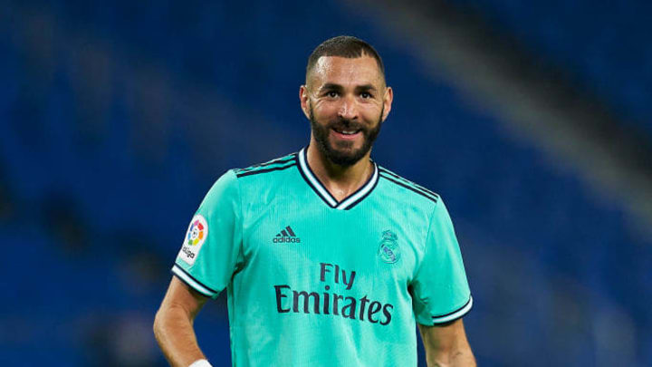Benzema has been outstanding in recent weeks