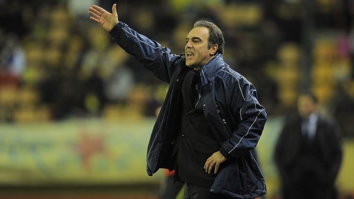 Griezmanns erster Trainer im Profi-Bereich:  Martín Lasarte
