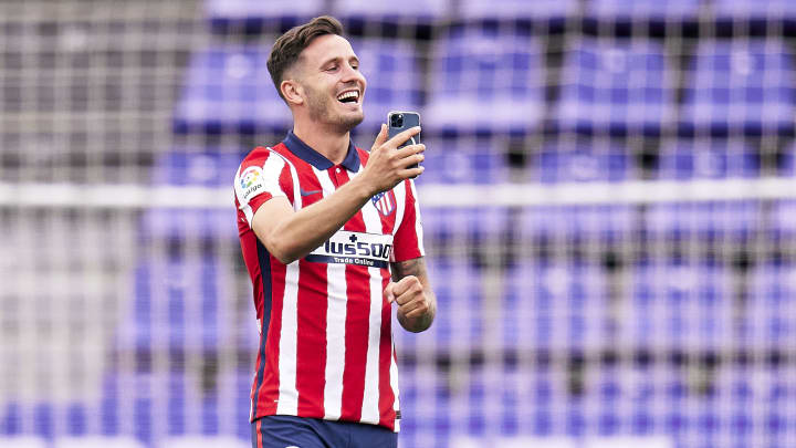 Saul Niguez is expected to leave Atletico Madrid this summer