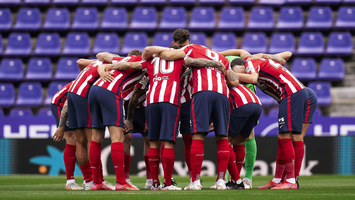 Atletico Madrid have been crowned champions of La Liga