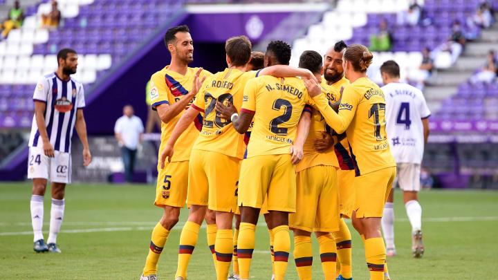 Hasil Pertandingan dan Rating Pemain: Real Valladolid vs Barcelona - La Liga 2019/20