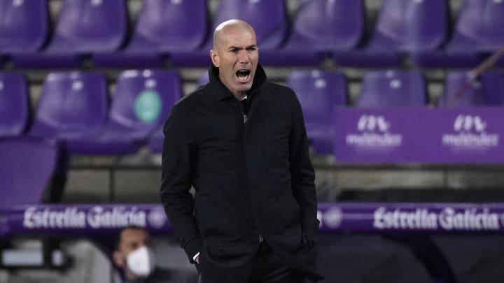 Real Valladolid CF v Real Madrid - La Liga Santander