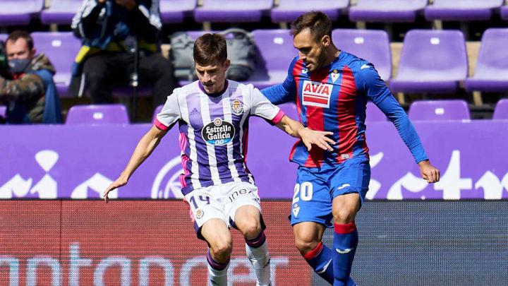 Real Valladolid CF v SD Eibar - La Liga Santander